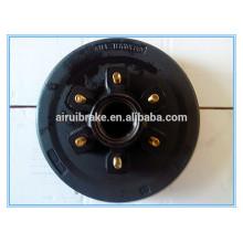 Drum-PCD139.7mm tambour de frein avec 6 goujons 1 / 2-20FF pour remorque