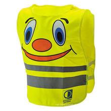 Hi Viz Children Reflective Vest with Logo