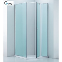 Cubierta del sitio / de la ducha de la sauna del grueso del cristal de 6m m (Cvp025-01)