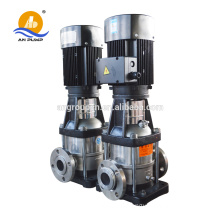 High head vertical multistage fire pump