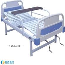 Hospital Ward Usage général Luxe Manuelle Double Shake Medical Beds