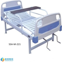 Hospital Ward General Use Luxury Manual Double Shake Medical Beds