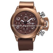 Men business vogue cheap wrist watch manufacturer in guangzhou