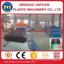PE Kunststoff Grasmatte Produktionslinie