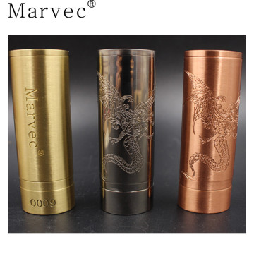 innovativ Marvec vape starter kit mekanisk mod