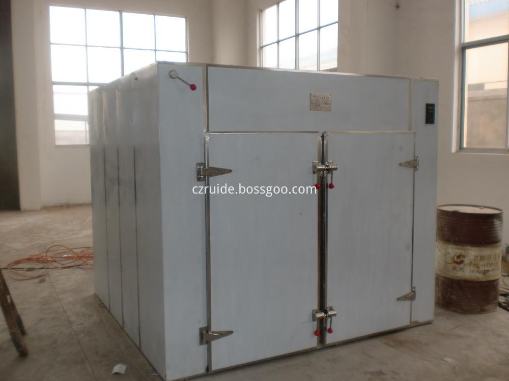 Vegetable Hot Air Drying Oven for Ginger