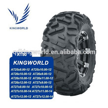 Emark Approved Front Wheel ATV Tire 25x8-12 , ATV Tyre 25*8-12