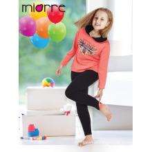 Miorre OEM Wholesale %100 Cotton Kids Girls Sleepwear Pajamas Set