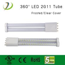 9W 360 degree 2G11 Led Tube Light