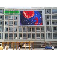 Exhibición publicitaria P16 al aire libre de SMD LED (LS-O-P16-SMD)