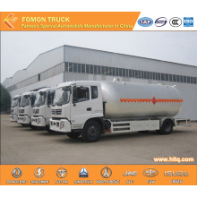 DONGFENG 4x2 LPG transportation truck