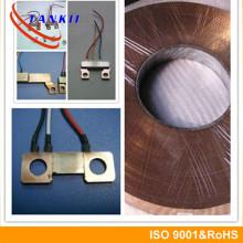 Resistor Ammeter Manganin Shunt strip/foil/wire/coil for DC Current Transformer