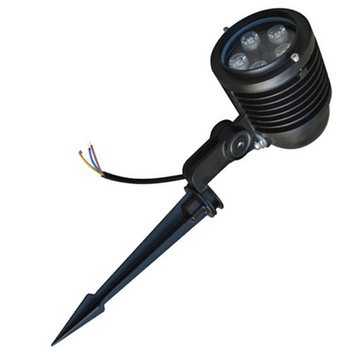 Landscape 5W outdoor led spike light