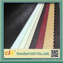 2015 Mode Nouveau Design Top Haute Qualité PVC PU Imitation Cuir AR107