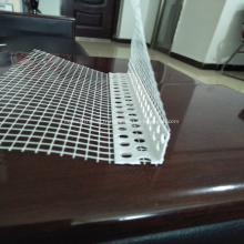 Perle d'angle en PVC de qualité avec maille en fibre de verre