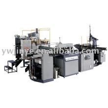 Automático caixa rígida que dá forma à máquina