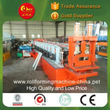 Linha de produção automática de máquina formadora de rolo C Purlin