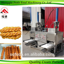 Crispy Snack Food Automatic Twist Bread Making Machine