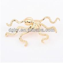 Nicht Piercing Ohrschmuck Octopus Ohrstulpe