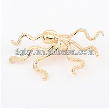 Non Piercing Ear Jewelry Octopus Ear Cuff