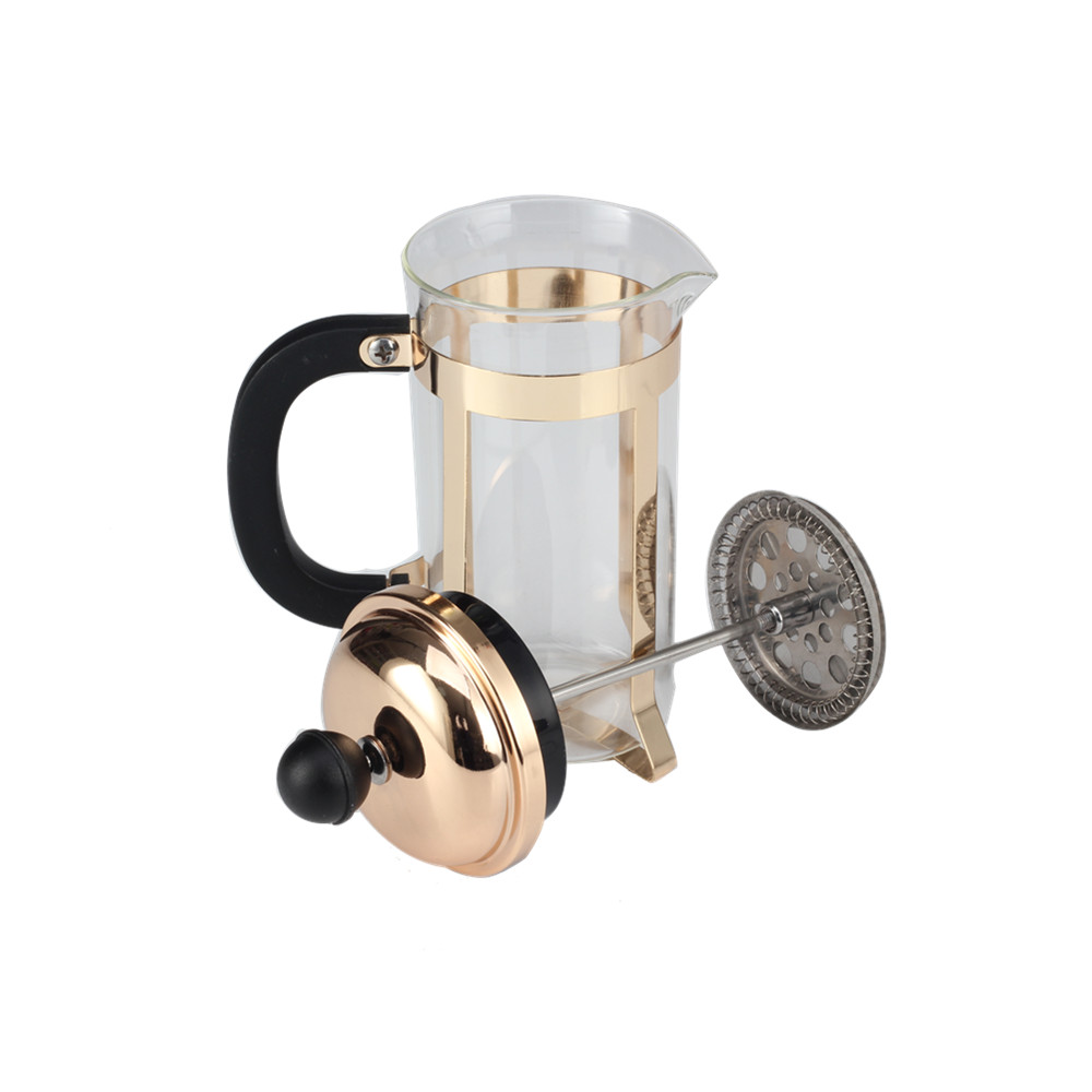 Effective Filter Residues Of Glass French Press