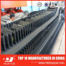Corrugated Sidewall Skirt Conveyor Belt with Proper Price