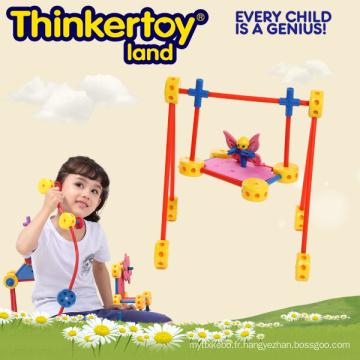 Jouets éducatifs en plastique Kid Intelectual Table Toy