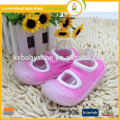 Hot sale new style anti-slip rubber sole baby sock shoes