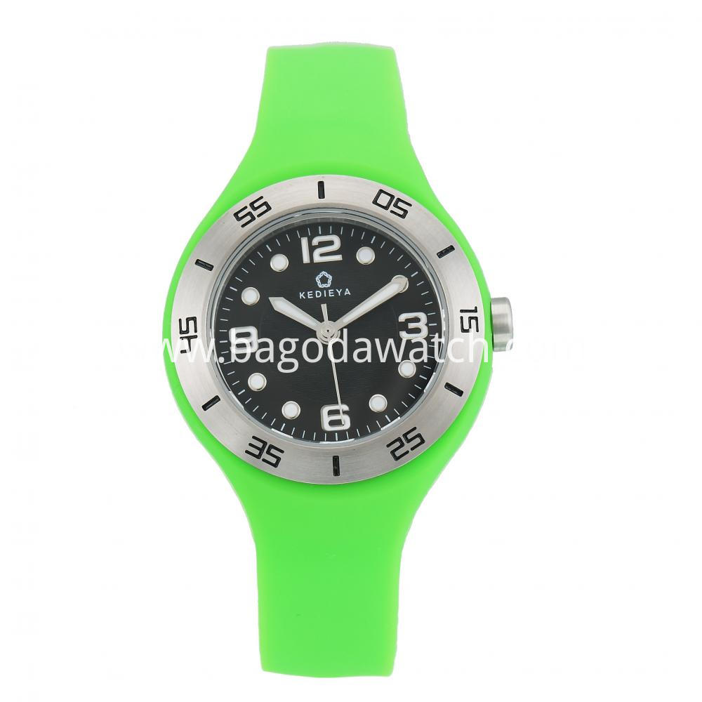 Silicone Watches For Women