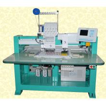 Lejia Máquina de bordar de função mista de cabeça única