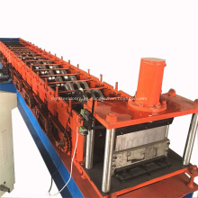 Rollo de marco de puerta de acero galvanizado que forma la máquina