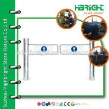Автоматическая система контроля прохода барьера для супермаркета