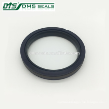bronze ptfe seal teflon ring carbon fiber cylinder seal SPGW