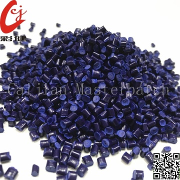 Granule Masterbatches Blue Blue