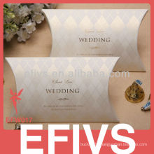 Wedding Delicate wedding favor Box Supplier Packing