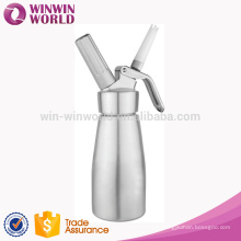 High Quality 0.5 Litre Customized Color 100% Aluminum Cream Whipper Dispenser