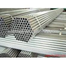 ASTMA106 Gr.B tubo de aço galvanizado para alimentação de fluidos