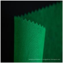 Tissu rembourré non tissé 100% polyester recyclé sur mesure