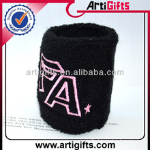 Cheap customized logo sweatbands for sport