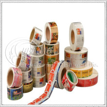 2016 New Design, Labels, Paper Sticker, Self Adhesive Label (KG-LA002)