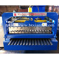 Galvanized Corrugated Colored Steel Roof Roll Forming Machine