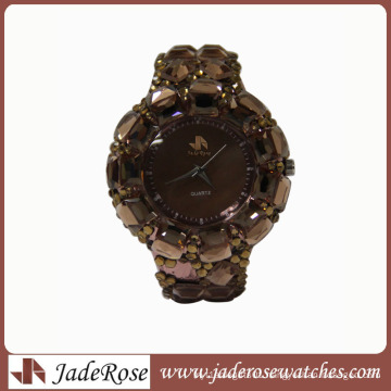Good Quality Crazy Selling Alloy Watch Diamonds