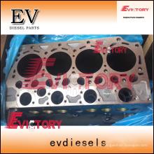 Bloque de cilindros VOLVO D4D D4E BF4M2011 BF4M2012