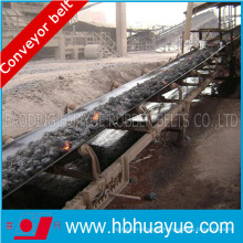 Flame Resistant Rubber Conveyor Belt Used Metallurgical Industry
