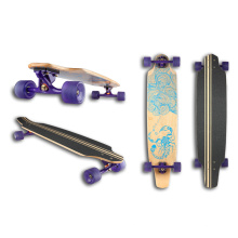 Canadian Maple Longboard (LCB-93)