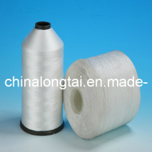 Polyester Nylon Material Raw White and Color Sewing Thread
