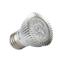 Горячие продажи теплый белый чистый Белый E27 3W светодиодный Прожектор