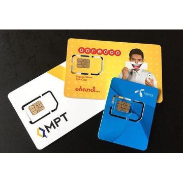 Rigid PVC Core Sheet for SIM Card
