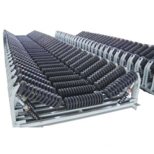rubber Carrier conveyor roller for belt conveyor