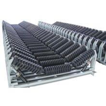 резиновый транспортер ролика для ленточного транспортера